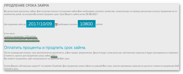 СМСФИНАНС ПРОДЛЕНИЕ ЗАЙМА 1