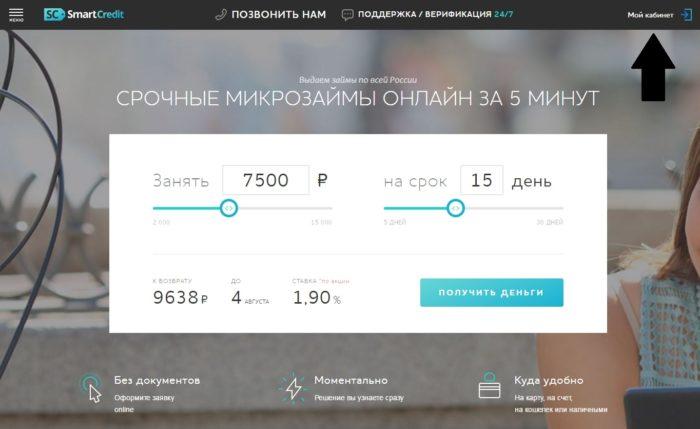 кредит в мфо онлайн обороты за период кредит