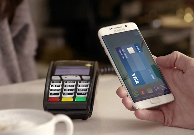 Samsung Pay. Как оплатить покупку в магазине.