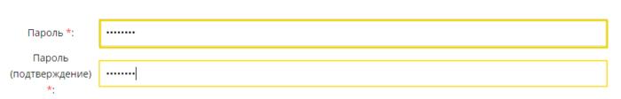 МКК Z400 (Лот финанс) - пароль и подтверждение