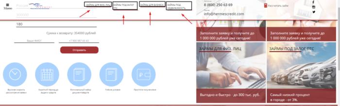 Займы кредиты онлайн заявка