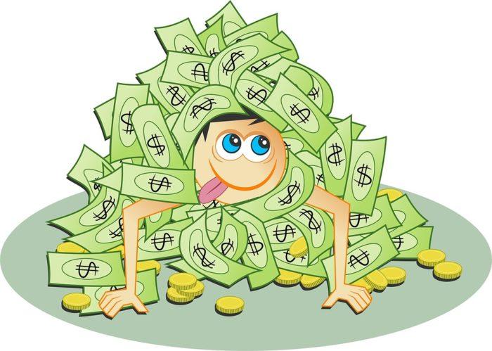 Перехватить деньги до заработной платы
