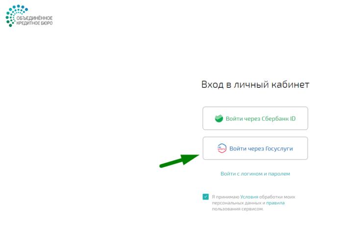 Как бесплатно заказать кредитную историю в бюро кредитных историй через приложение сбербанк